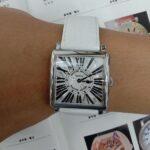 原裝 FRANCK MULLER 法蘭克穆勒 6002 石英 女錶 9成9新 喜歡價可議 ZR520